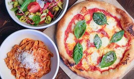 Dining at NoRTH Italia