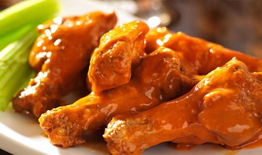 Dining at Buffalo Wild Wings (BW3)