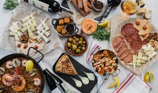 Dining at Bulla Gastrobar