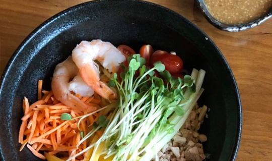 Dining at Kizuki Ramen & Izakaya