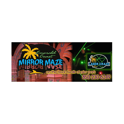 Mirror Maze & Laser Tag