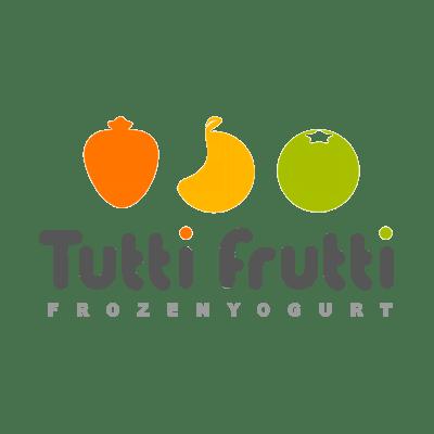 Tutti Frutti Frozen Yogurt