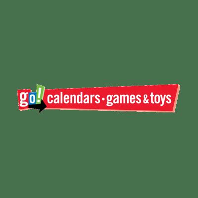 Go! Calendars, Toys, Games & Books