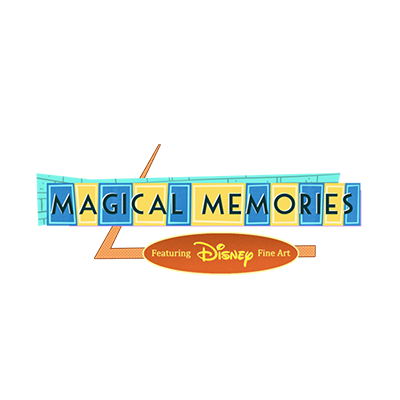 Magical Memories featuring Disney Fine Art
