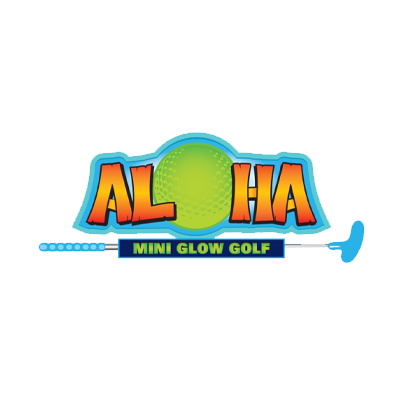 Aloha Mini Glow Golf