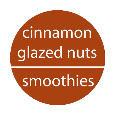 Cinnamon Glazed Nuts