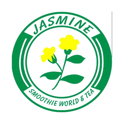 Jasmine Smoothie & Bubble Tea