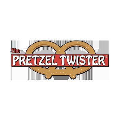 Pretzel Twister Carries Shoes At