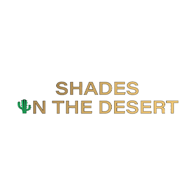 Shades In The Desert