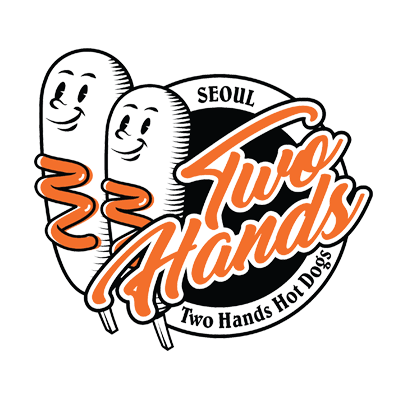Two Hands Seoul Fresh Corn Dogs