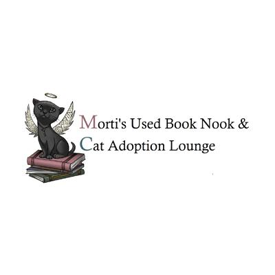 Morti's Used Book Nook & Adoption Lounge