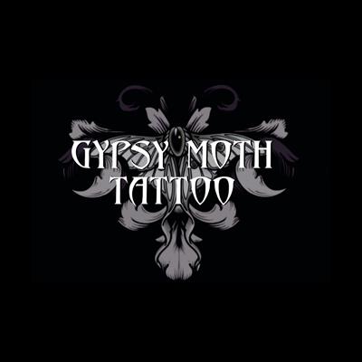 Gypsy Moth Tattoo