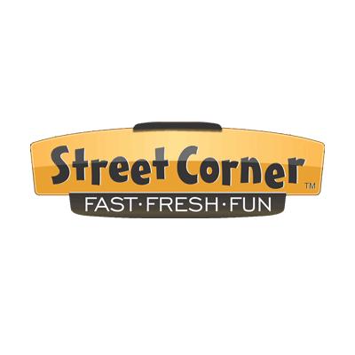 Street Corner Convenience Store